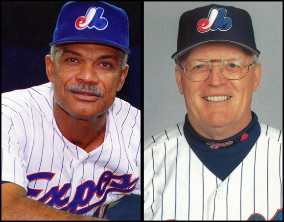 Guests of Honour Felipe Alou and Claude Raymond
