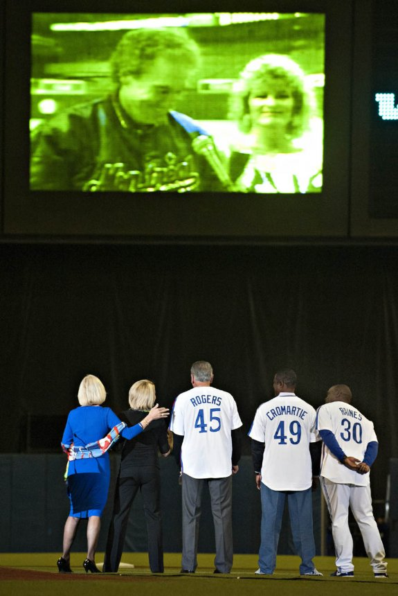 Gary Carter tribute