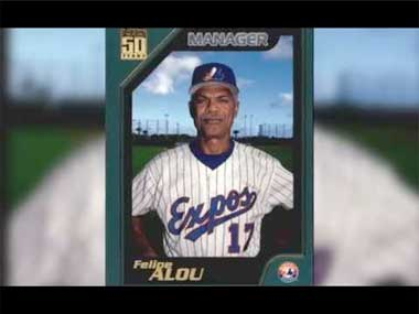 Felipe Alou Tribute
